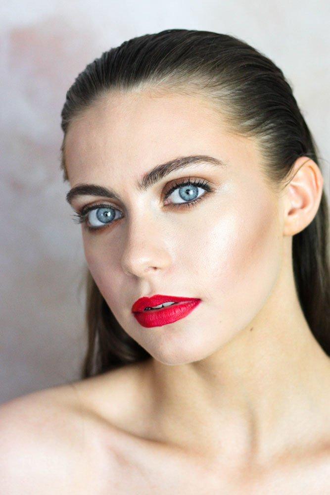beauty makeup photoshoot