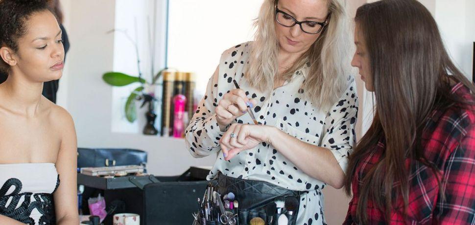 professional makeup masterclass